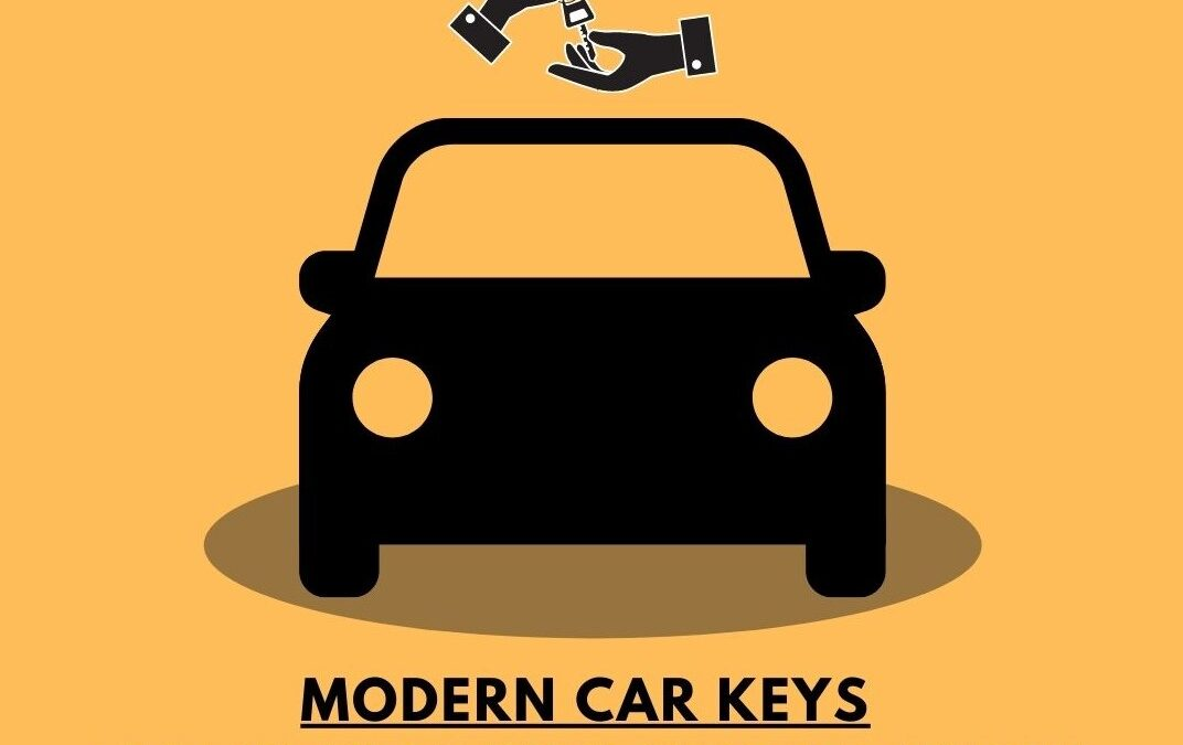 What You Need to Know About Modern Auto Keys